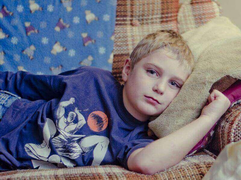 Common Illnesses amond kids treated at urgent care