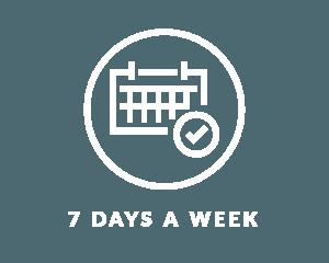 urgent care open 7 days a week