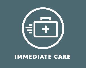 urgent care immediate care icon