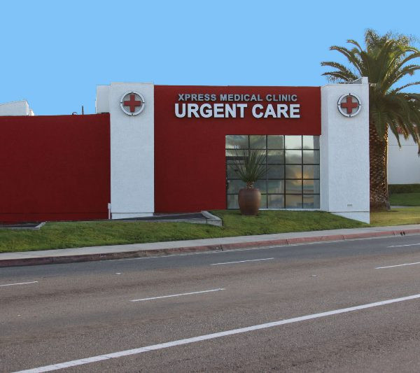 xpress urgent care backview