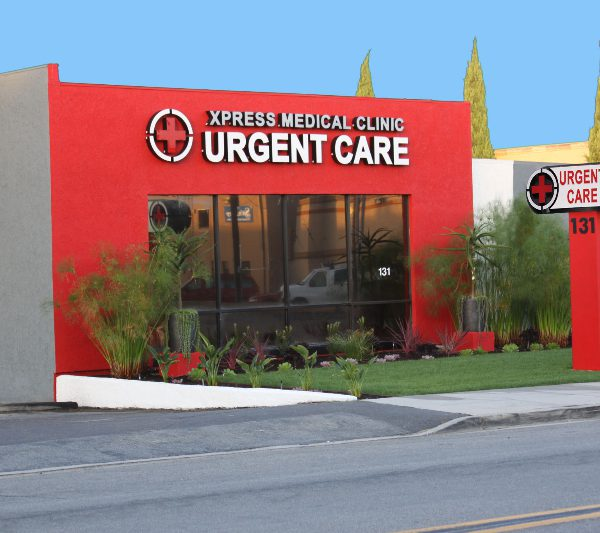 xpress urgent care location front view 2