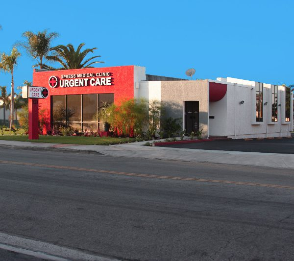 xpress urgent care location front view 3