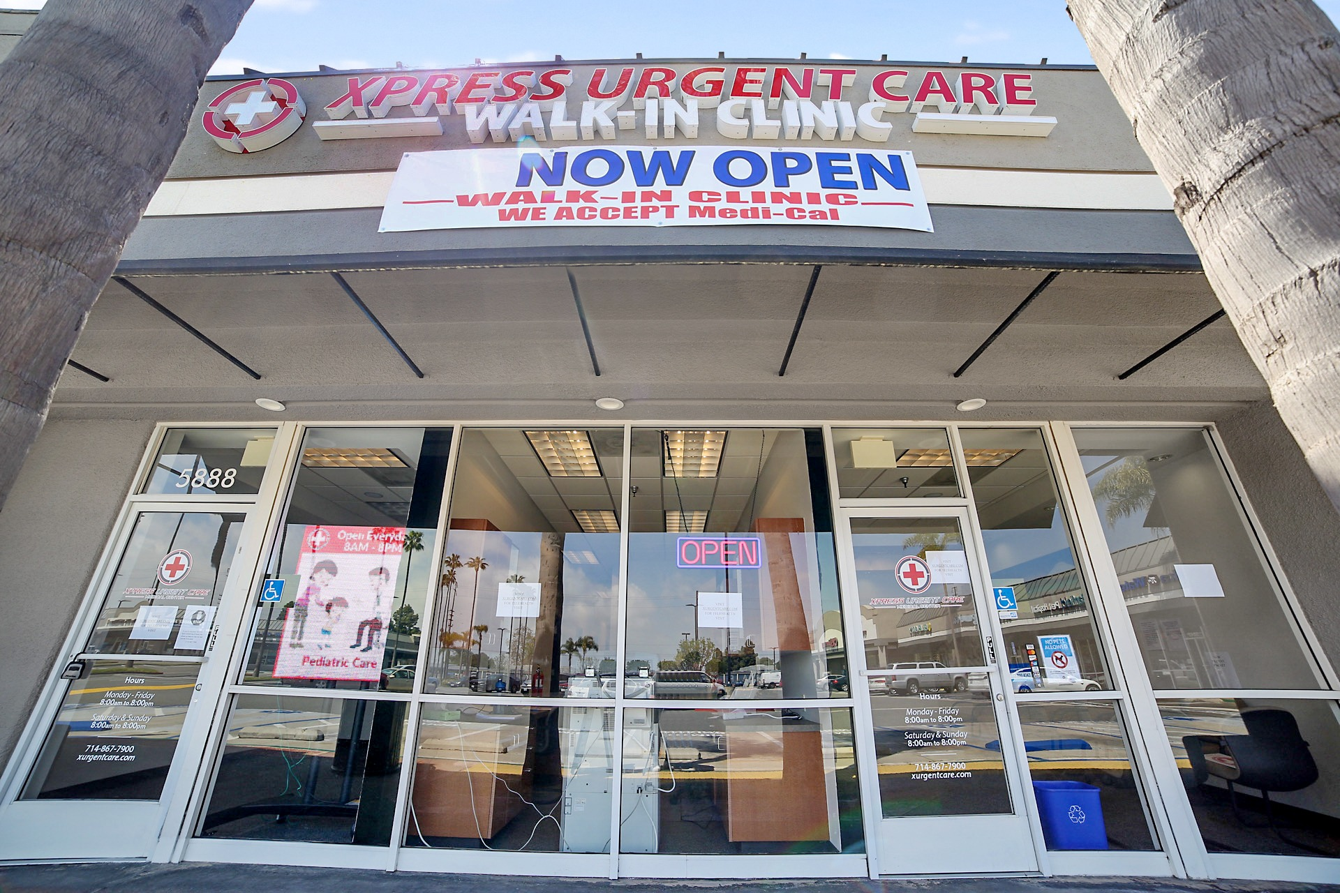 huntington xpress urgent care